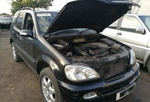 Mercedes-Benz ML270, dyzelinas