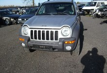 Jeep Liberty, benzinas